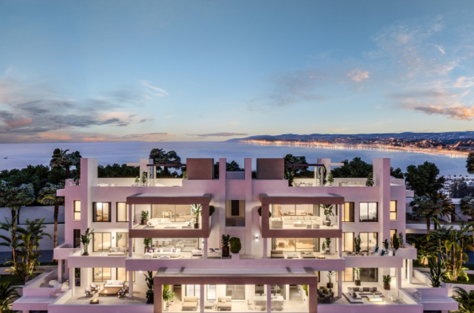 Apartament na sprzedaż, 3 sypialnie, Estepona