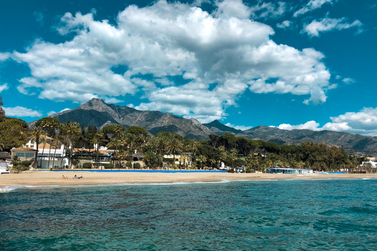 Marbella, czyli miasto pachnące historią