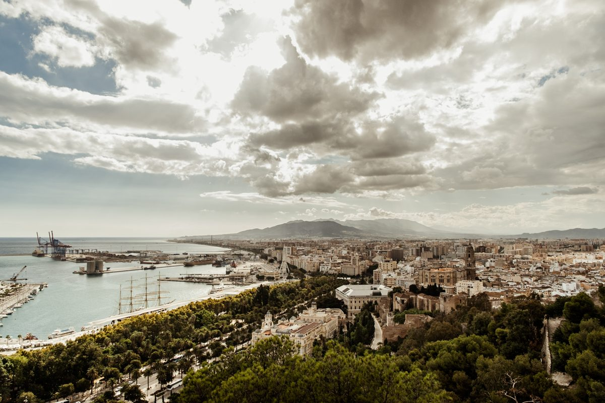 Malaga – luksusowe nieruchomości
