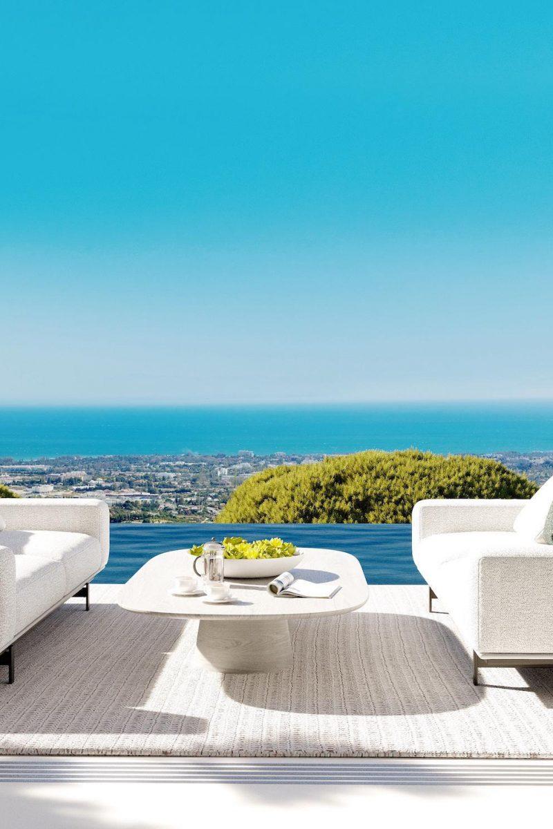 Wybierz dla siebie luksusową willę z panoramicznym widokiem – La Quinta
