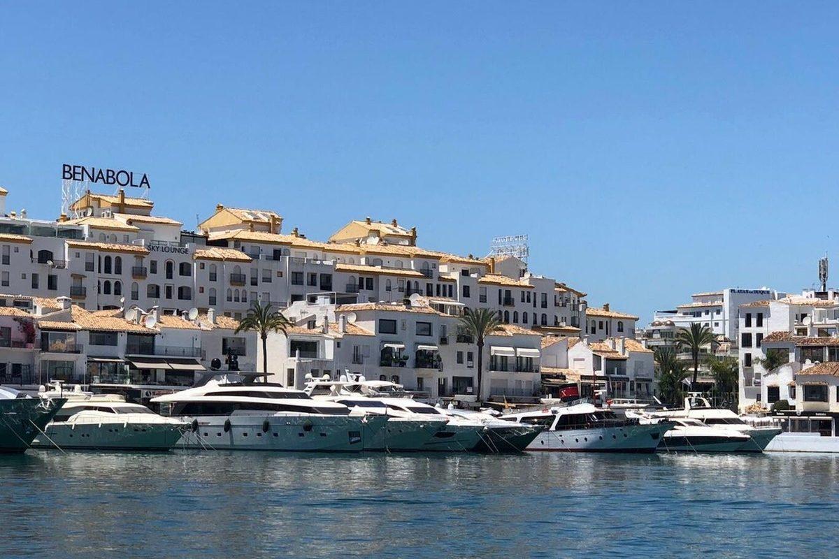 Luksusowe nieruchomości w Puerto Banus